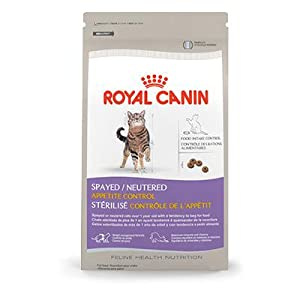 Royal Canin Feline Health Nutrition Spayed/Neutered Appetite Control Dry Cat