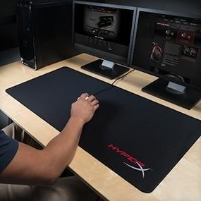 Amazon Com Hyperx Fury Pro Gaming Mousepad Small Hx