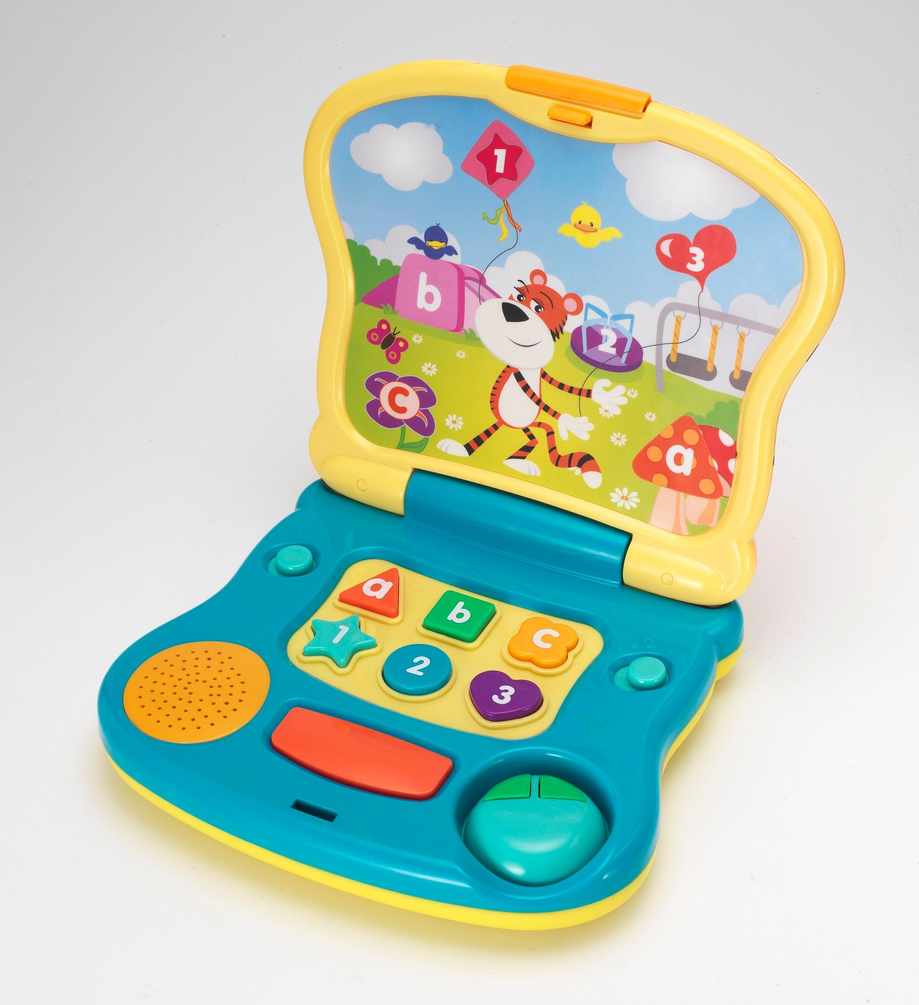 Amazon My Baby Genius Laptop Toys & Games