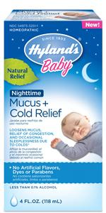 Amazon Com Hyland S Baby Cold Relief Dissolving Tablets