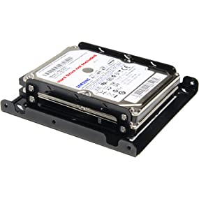 Hard Drives and SSDs