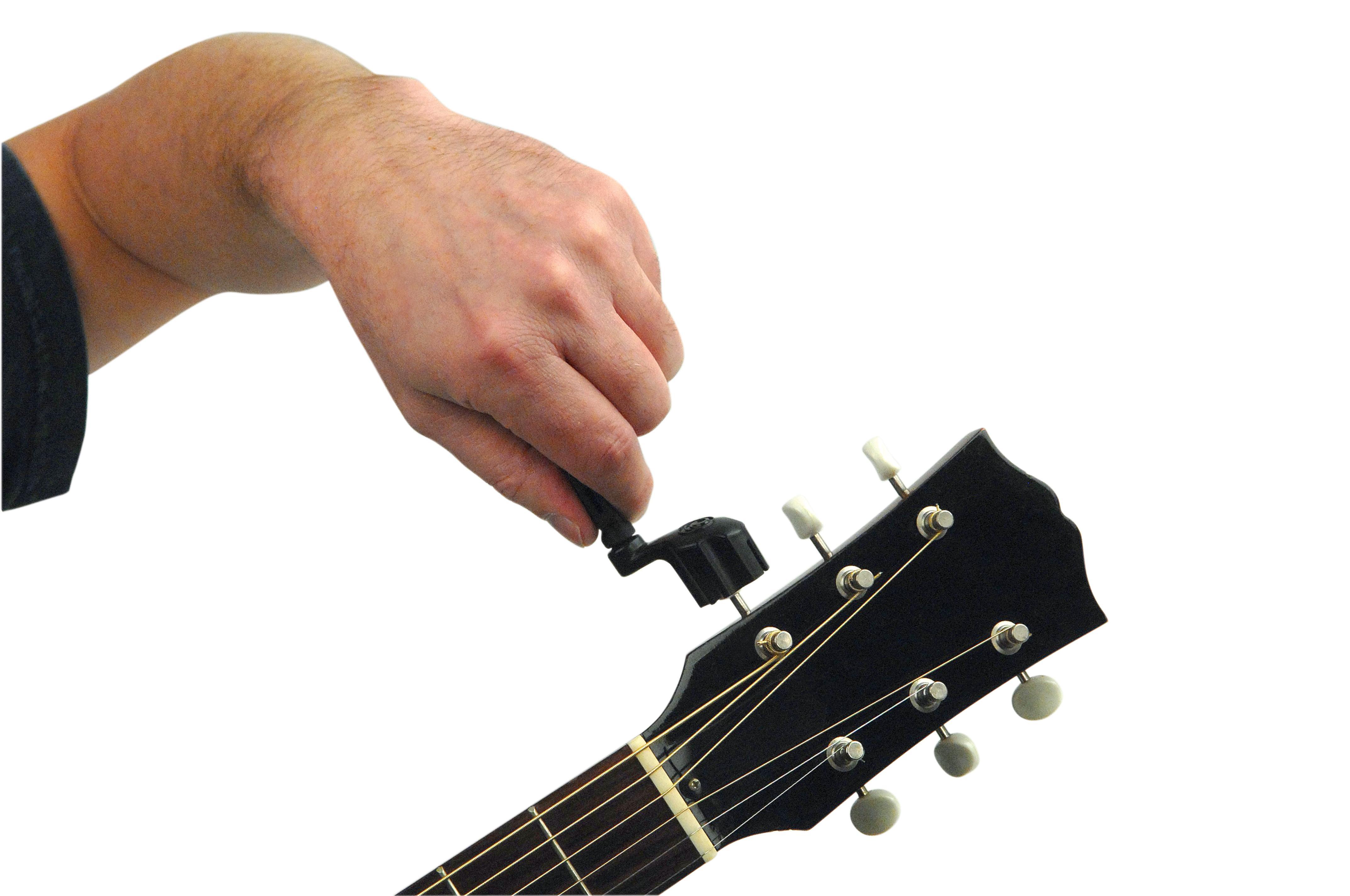 Planet Waves Ergonomic Bass Guitar Peg Winder D/'Addario PWPW1B