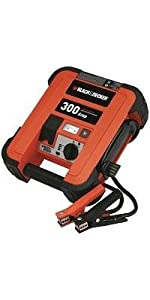 black and decker 300 amp jump starter j312b manual