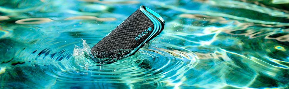 FUGOO Sport - Portable Rugged Bluetooth Wireless Speaker