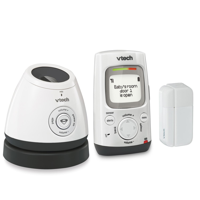Amazon.com : VTech DM271-102 Audio Baby Monitor with Glow
