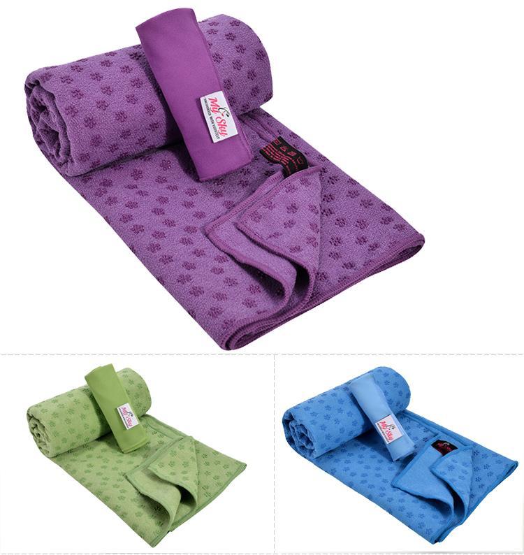 Amazon.com : Yoga Towel, My Sky Non Slip And Super