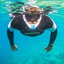 Freedive snorkel breather