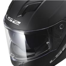 motorycle helmet with sunscreen sun shield sun shield LS2 Stream