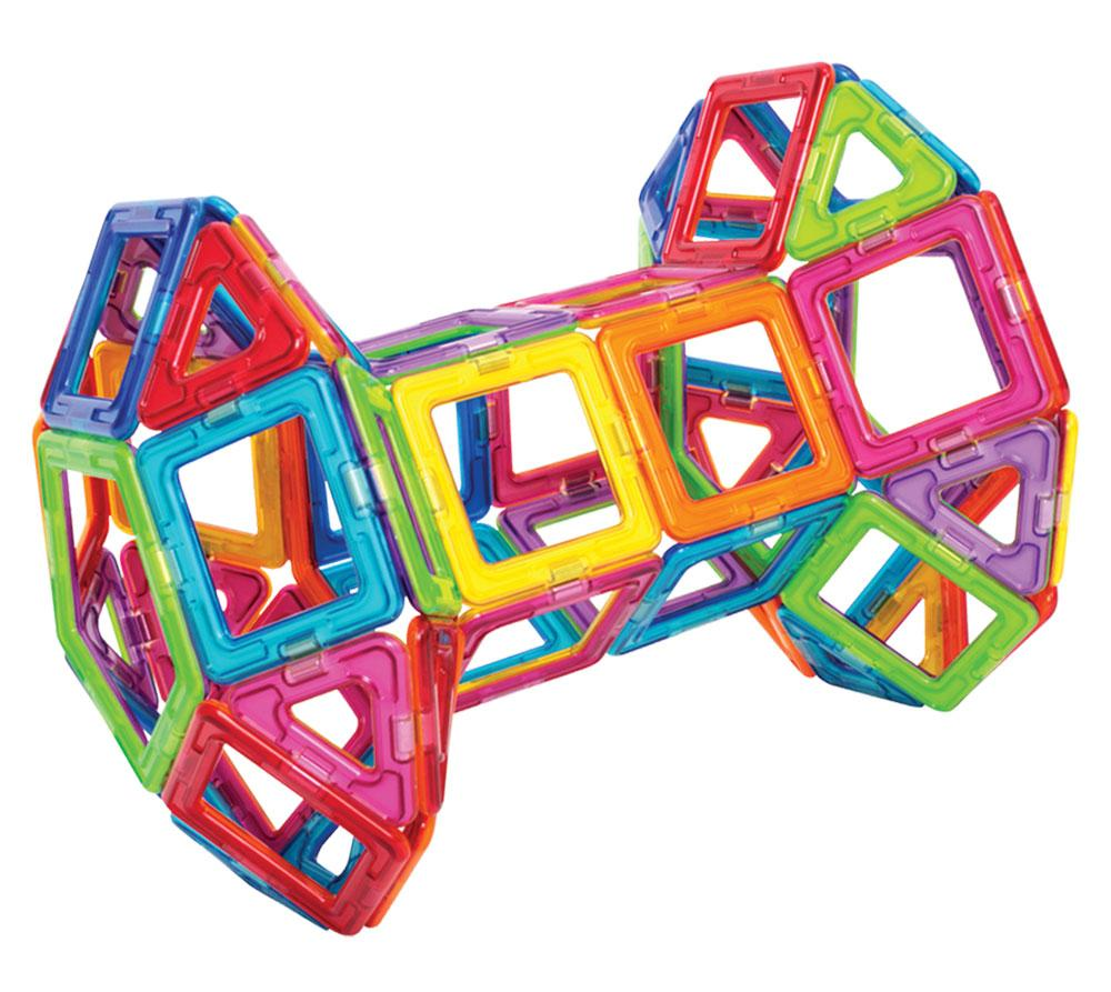 Magnetic Building Toys : Amazon magformers basic set pieces magnetic