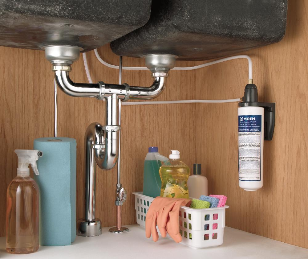 Amazon.com: Moen 9601 ChoiceFlo Replacement Water Filter