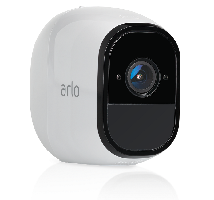 arlo pro add on security camera netgear rechargeable wire. Black Bedroom Furniture Sets. Home Design Ideas