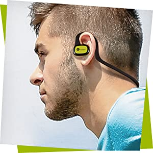 Experience realistic digital sound quality on the go, enjoy natural sound and deep base with all