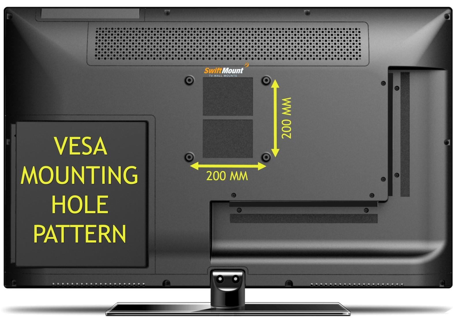 Amazon Com Swift Mount Swift410 Ap Tilting Tv Wall Mount