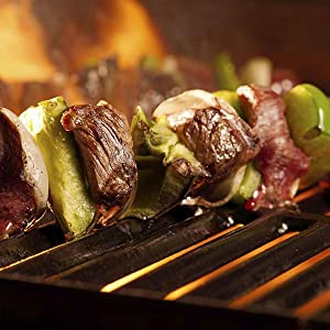 barbecue sauce kebabs