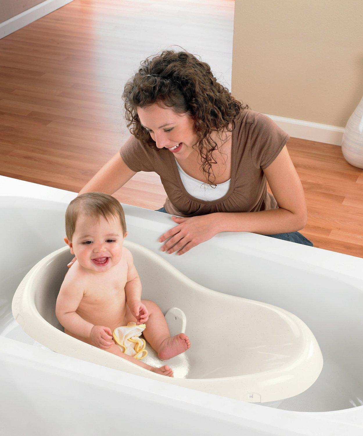 Amazon.com : Fisher-Price Calming Waters Vibration Bathing Tub : Baby