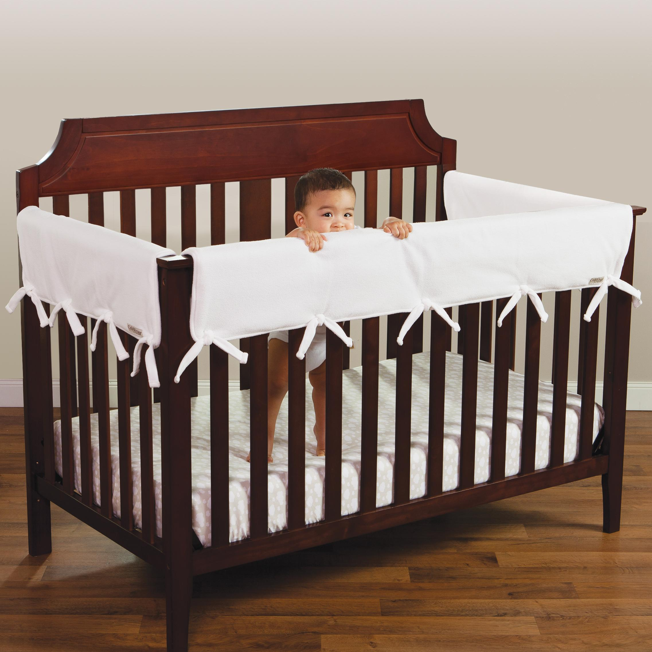 crib primo satin conv and kids dolce guard grey rail babi i collection