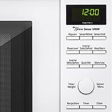 NN-SD654W Smart Controls