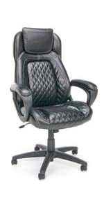 executive;gaming;pc;racing;race;gamer;swivel;wheels;casters;bluetooth;speakers;leather;armrest