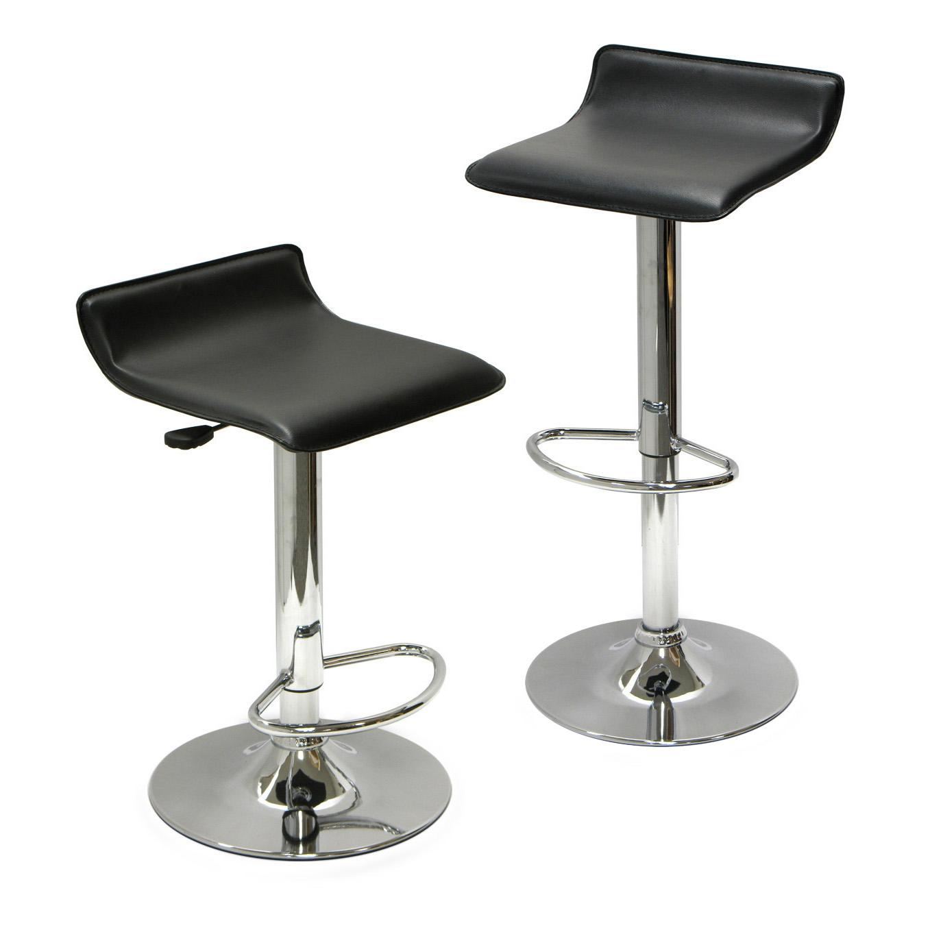 View larger  sc 1 st  Amazon.com & Amazon.com: Winsome Wood Air Lift Adjustable Stools Set of 2 ... islam-shia.org