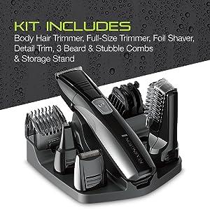 remington PG525 trimmer beard trimmer mens grooming body groom full body trimmer mens groomer