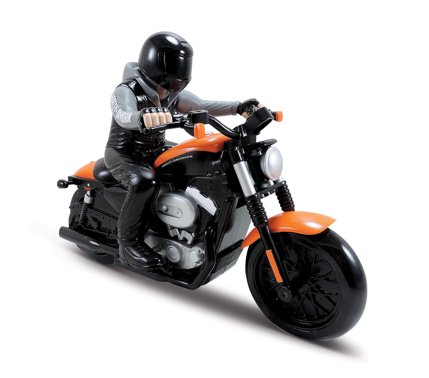 Harley Davidson Toys : Amazon maisto r c harley davidson xl n nightster
