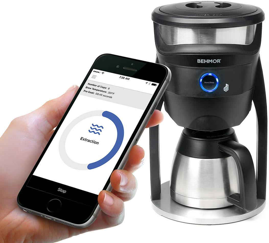 App Connected Coffee Maker