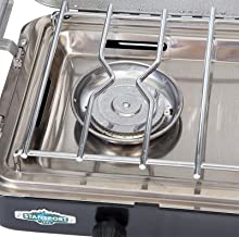 stainless steel drip tray camp stove