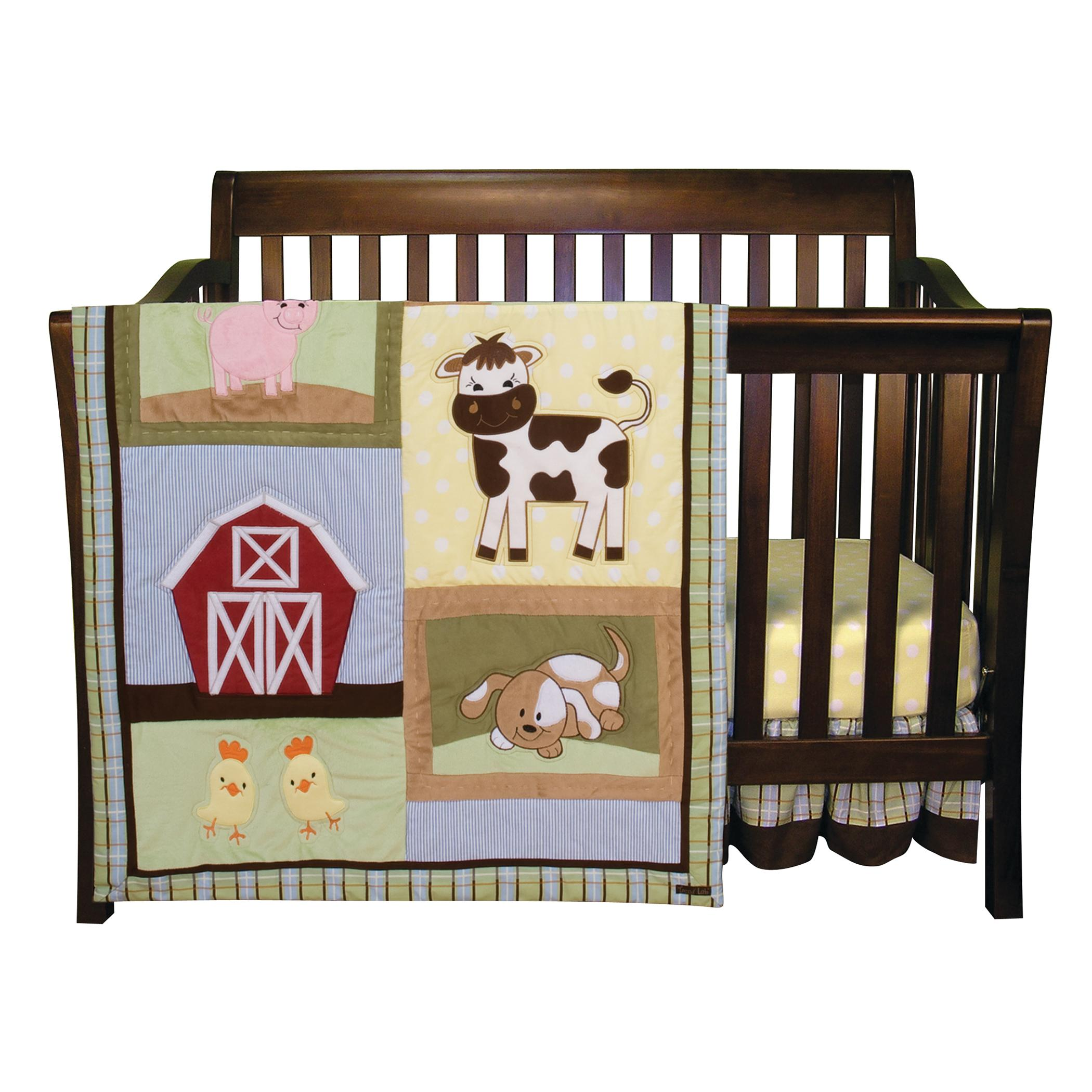 product bedding trend set piece sets junglefun fun oncrib crib lab jungle