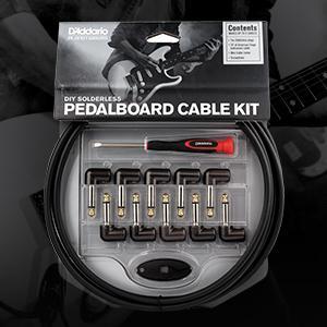 Amazon Com D Addario Diy Solderless Pedalboard Kit 10