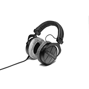 dt990, open back headphones, beyerdynamic