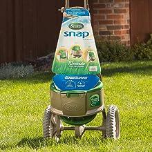 Amazon Com Scotts Snap Pac Fertilizer With Crabgrass