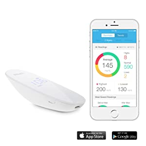 glucometer, wireless glucometer, blood sugar level, gluco meter