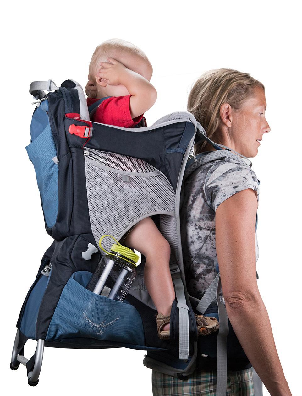 Osprey Packs Poco Ag Child Carrier Black