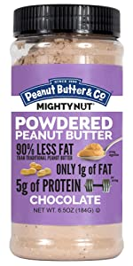Mighty Nut Chocolate Powdered Peanut Butter