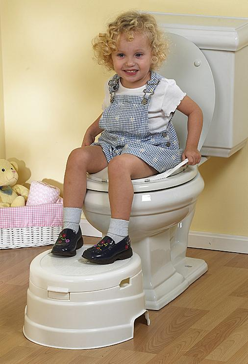 Amazon Com Primo 4 In 1 Soft Seat Toilet Trainer And