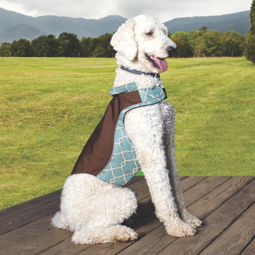 Amazon.com : Kurgo Portsmouth Dog Walking Coat, XS : Pet