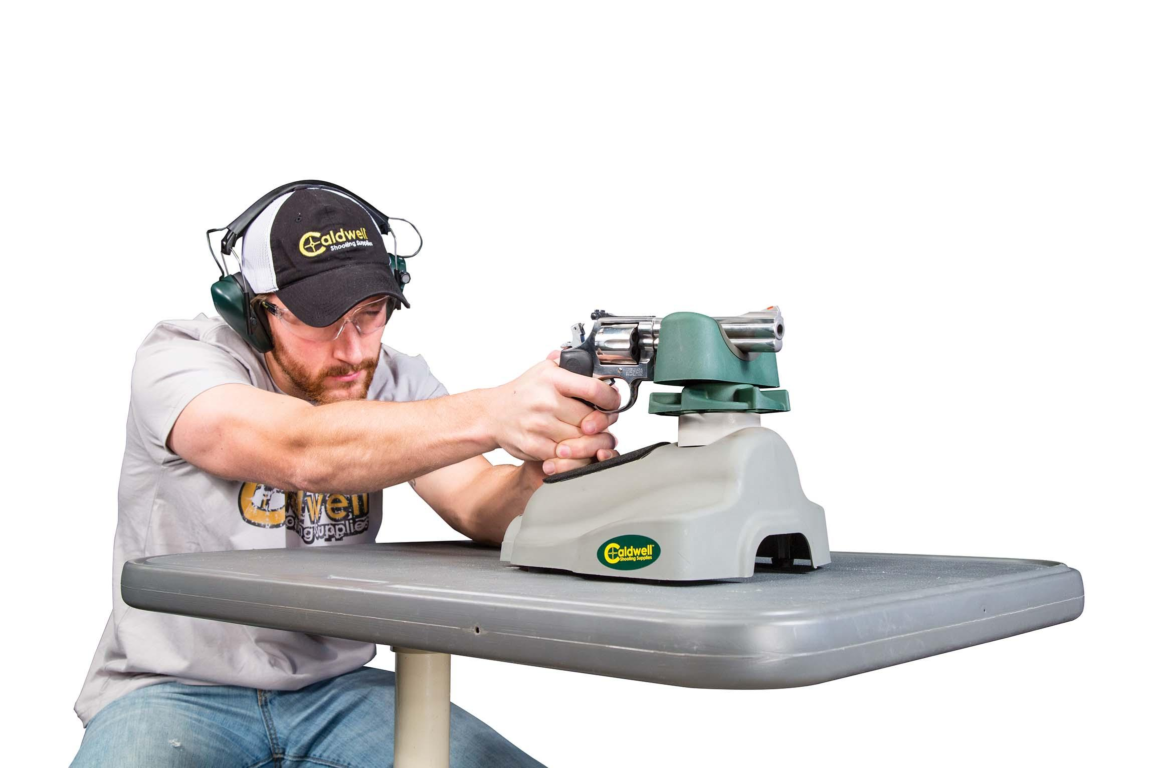 Shooting Material: Rifle Rest Shooting Bench Pistol Duty Sighting Practice