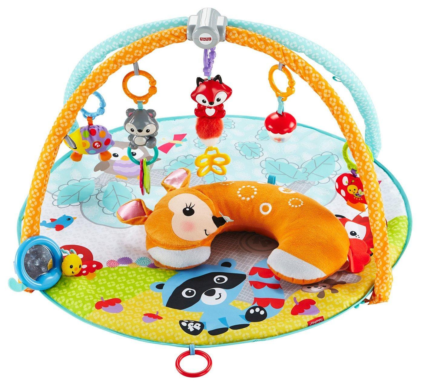 Amazon Com Fisher Price Moonlight Meadow Deluxe Play Gym