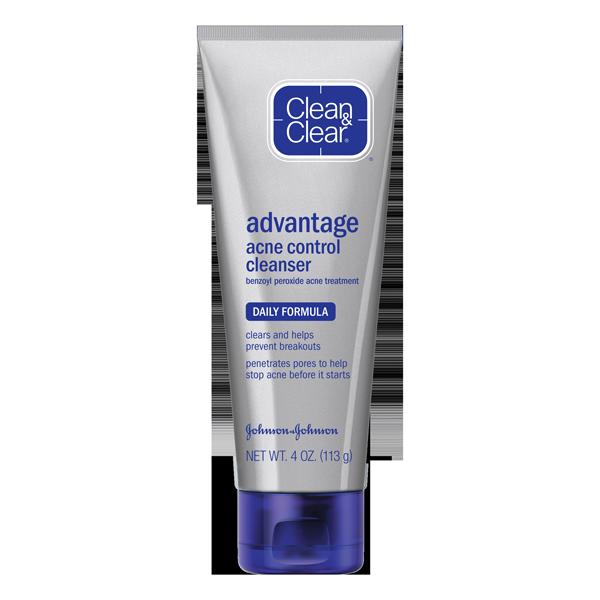 amazoncom clean amp clear advantage acne control kit beauty