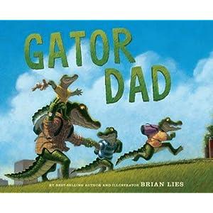 Gator Dad, Bats at the Beach, Bats, Brian Lies, Picture Book, Animals