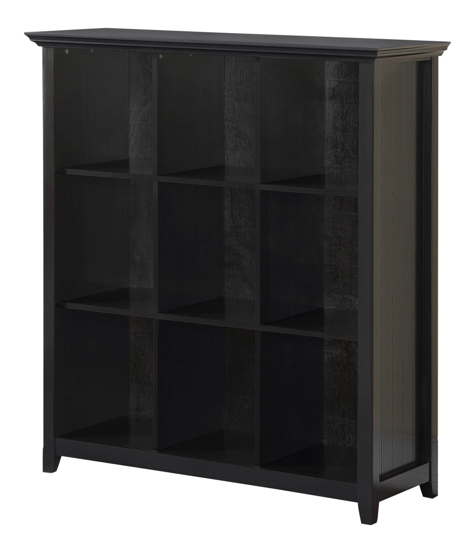 Simpli Home Acadian 9 Cube Storage Bookcase
