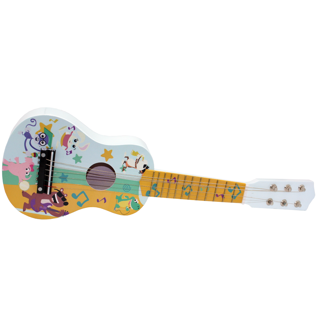 baby genius my first guitar toys games. Black Bedroom Furniture Sets. Home Design Ideas