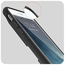 wallet case; card; credit card; cm4; iphone 7; screen protector; screen guard; layflat; heavy duty