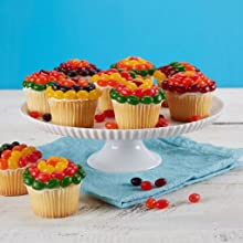 Starburst Jellybeans dessert treat ideas and recipes for holiday celebrations, parties and more.