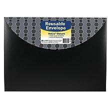 Reusable Poly Envelope Hook & Loop