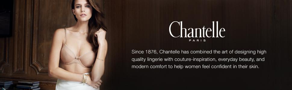 04b816a0e424b Amazon.com  Chantelle C Magnifique Minimizer Underwire Bra (44D ...