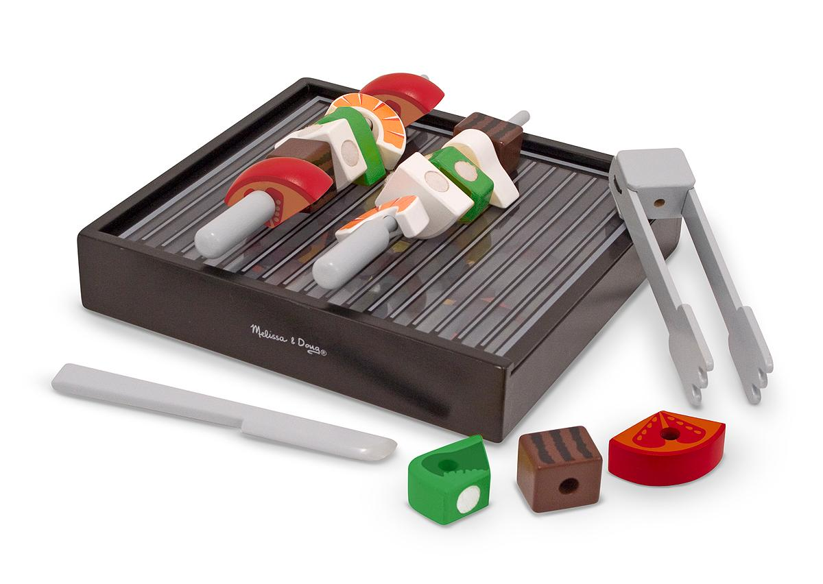 Play Kitchen Set With Grill