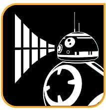 BB8 función de Star Wars Hallographic App