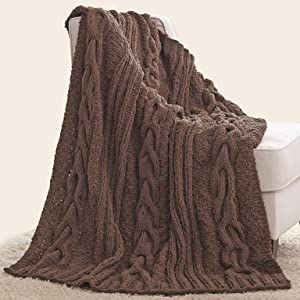 Bernat yarn;handmade blanket;Bernat Hibernate Blanket