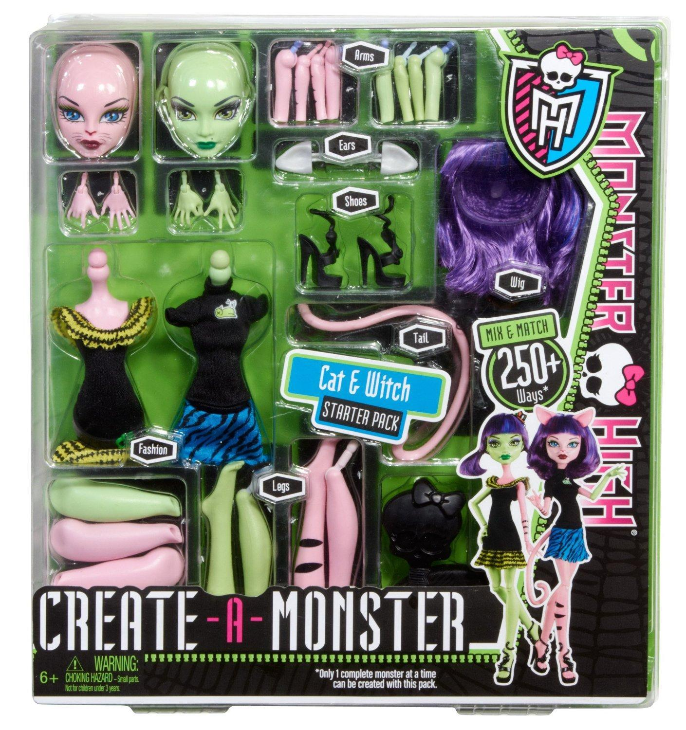 Monster High Avatar Creator Game - Play online at Y8.com